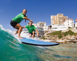 What could be better than learning to surf with the worlds most professional and friendly surf school...