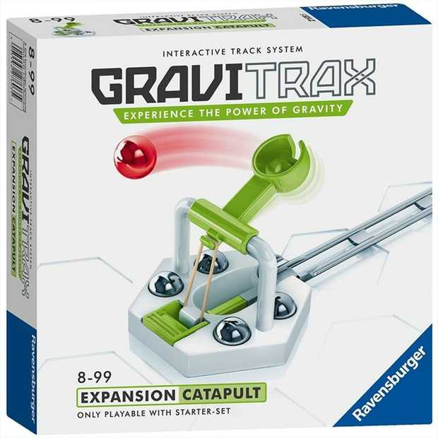 Only playable with GraviTrax starter set.  Clear instructions  comes with clear instructions so...