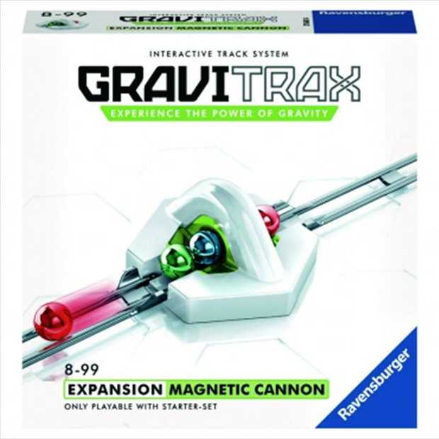 Playing an integral role in your GraviTrax system, the GraviTrax Magnetic Cannon adds the much...