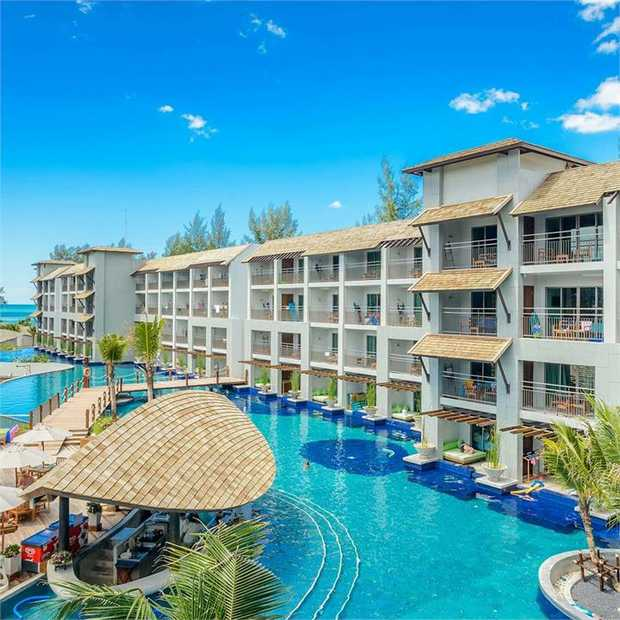 Dive into non-stop family fun and adventure at Mai Khao Lak Beach Resort and Spa – the ultimate...