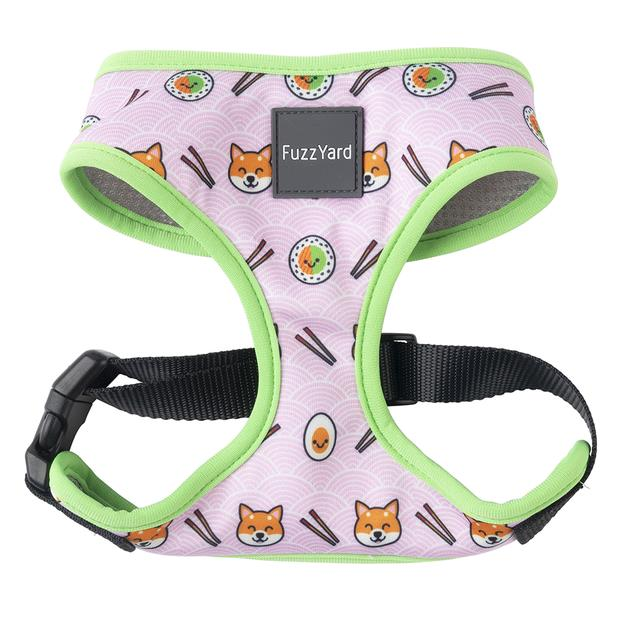 fuzzyard sushiba dog harness  medium | FuzzYard dog | pet supplies| Product Information:...