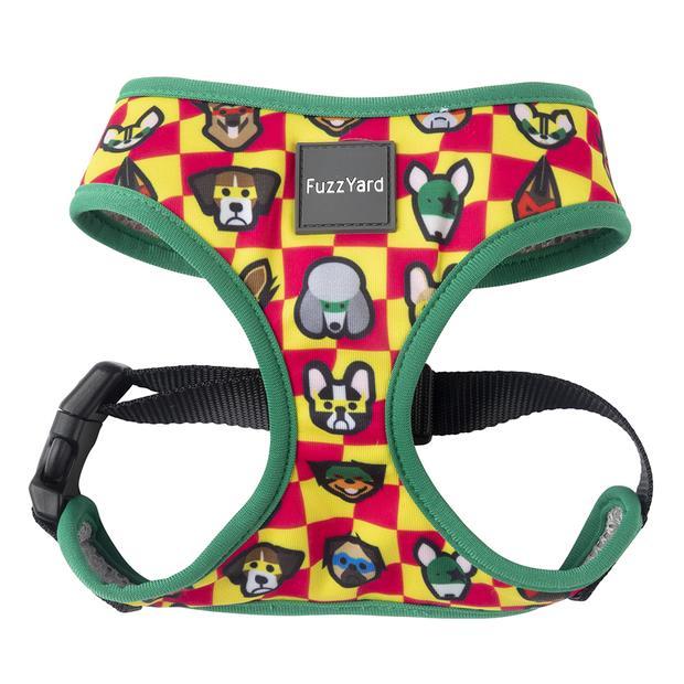 fuzzyard doggoforce dog harness  medium | FuzzYard dog | pet supplies| Product Information:...