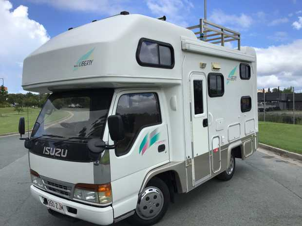 ISUZU MOTORHOME
