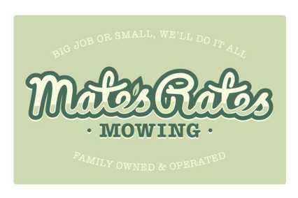 MATES RATES MOWING