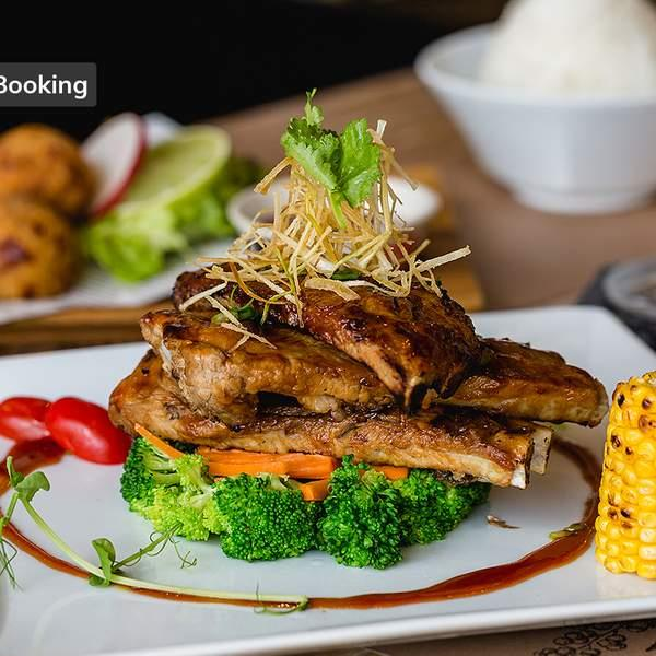 There's your local Thai takeout, then there's truly gourmet Thai fare to awaken all of your senses, and...