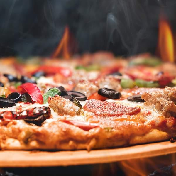 Soggy pizza is not so bellissimo and tasteless toppings sure as heck aren't very amore. Enjoy authentic...