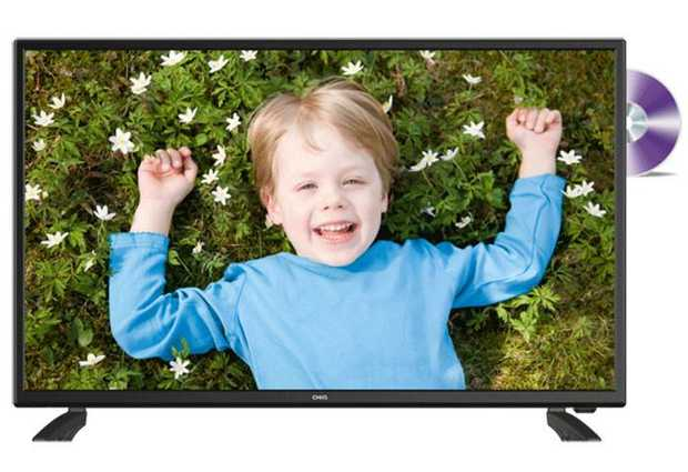 2-in-1 TV with built-in DVD player Dolby Digital Plus technology Ultra Clear video processing engine...