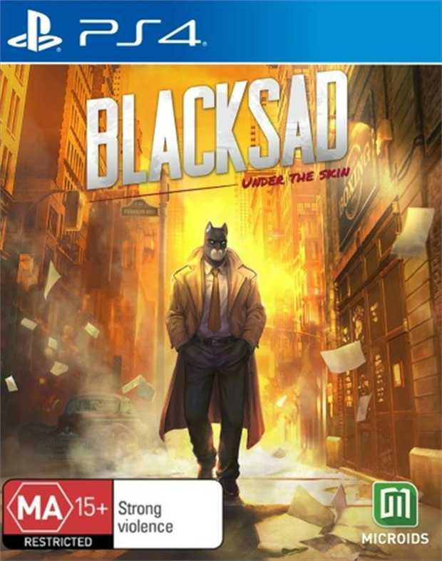 Blacksad Under the SkinA dark corruption scandal in the heart of the New York City's underworld for...