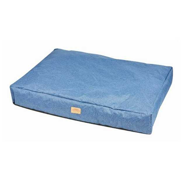 Weatherbeeta Dog Bed Denim Pillow Blue is a stylish, modern and comfy dog bed that will look great in...