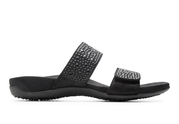 The Vionic Samoa is a casual velcro adjustable option to maximise comfort for everyday wear.  The...
