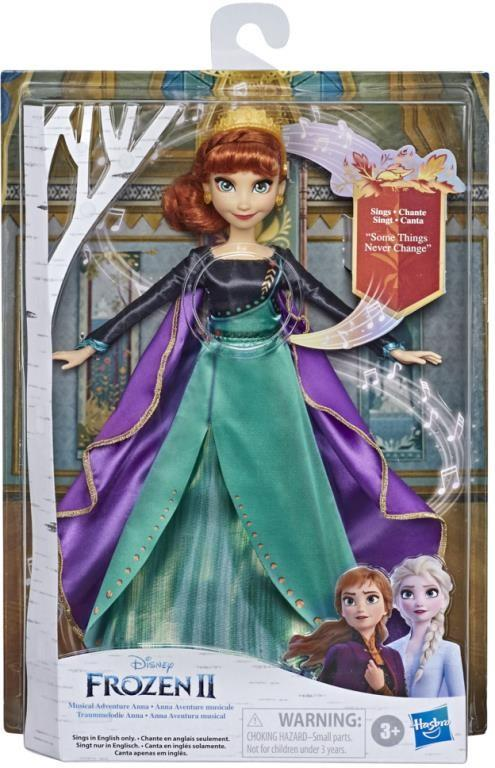 Frozen 2 Musical Adventure Anna