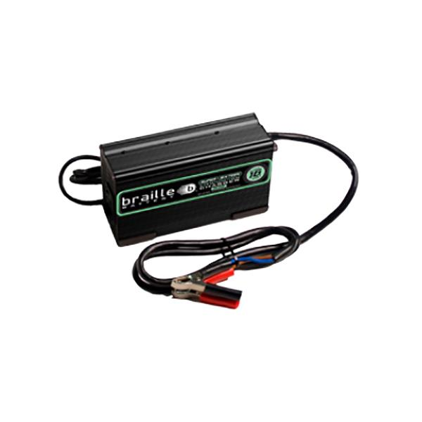 Braille 12325L 12v 25A Rapid Lithium Battery ChargerModel Code: HB30-12325LApplication:...