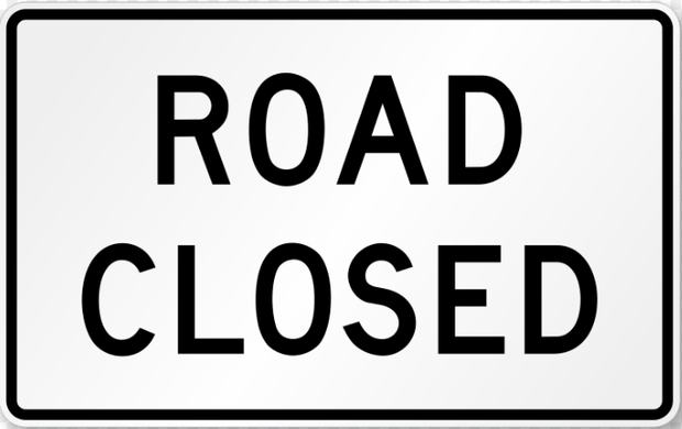 The public are hereby advised of a number of temporary road closures within the...