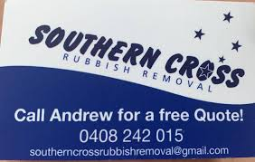 SOUTHERN CROSS RUBBISH REMOVALS