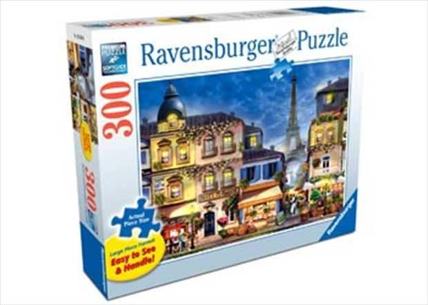 Our new LARGE FORMAT puzzles are perfect for younger and older puzzlers wishing to pursue this...