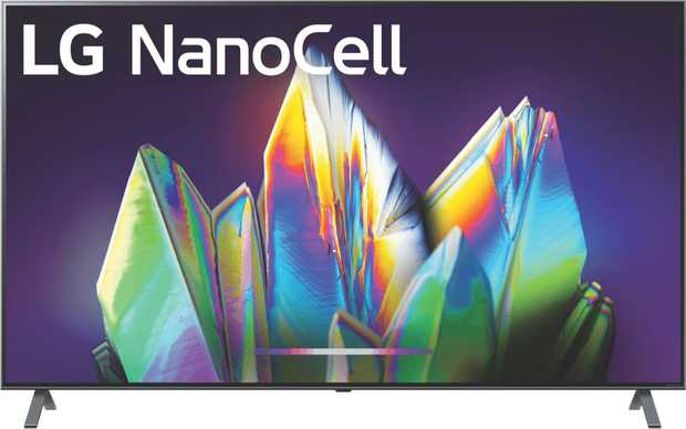 Discover brilliant picture quality on a large scale with this LG 65-inch 8K UHD Smart NanoCell LED TV...