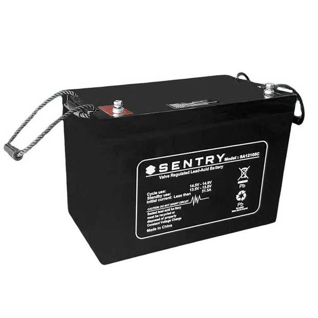 The Sentry AGM range is ideally suited for a wide variety of general purpose and cost-critical...