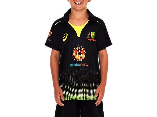 The CRICKET AUSTRALIA REPLICA TWENTY20 SHIRT is a fully sublimated lightweight performance polyester...