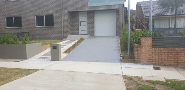 All types of concrete work – Domestic and Commercial  