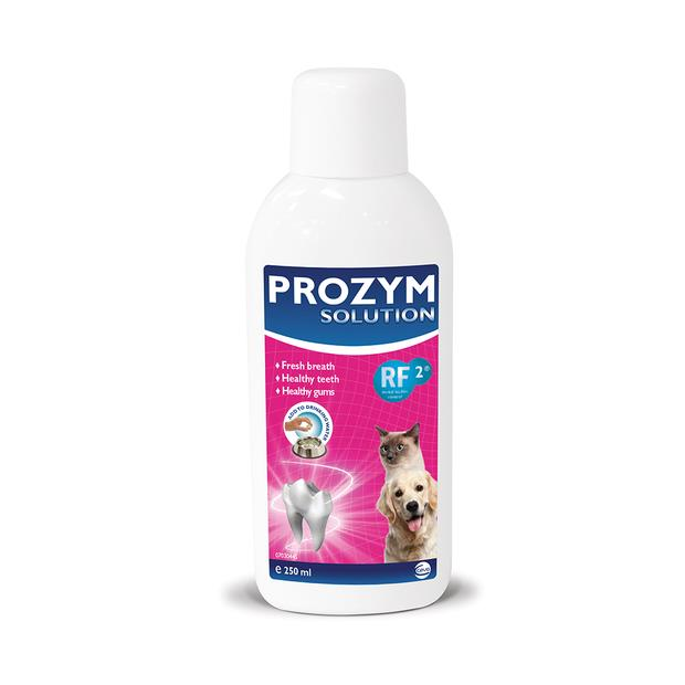 prozym rf2 dental solution  500ml | Prozym cat dog | pet supplies| Product Information:...