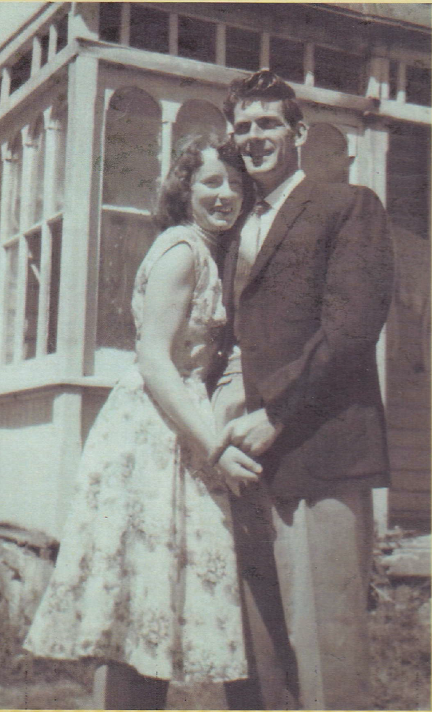 Athol and Shirley Davidson