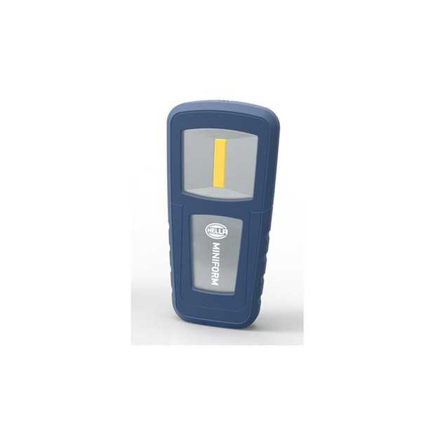 Multifunctional pocket sized rechargeable LED inspection lamp. Features a strong magnetic base...