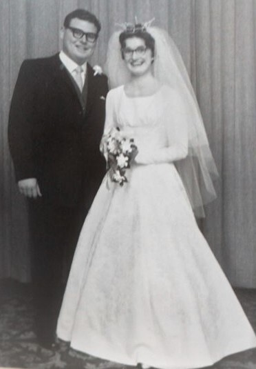 Max and Nola Newton Married 19th May 1960  Love Bruce, Jane, Jessica, Emma and Sarah; Kathy and Mitch;...