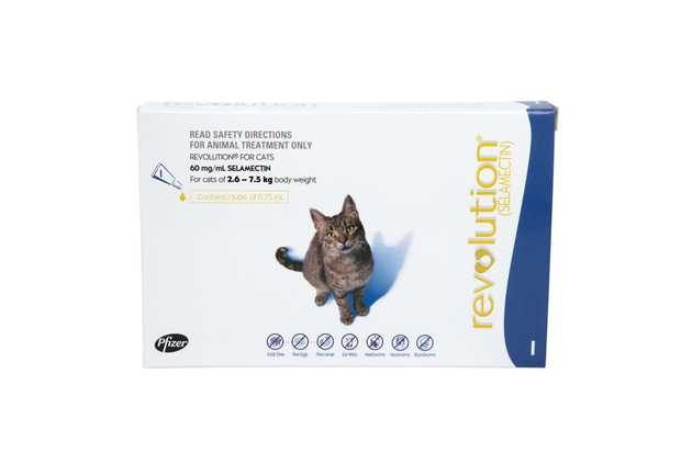 Revolution Flea & Worm Control for Cats & Kittens - Single Dose - DO NOT USE BUT KEEP ACTIVE
