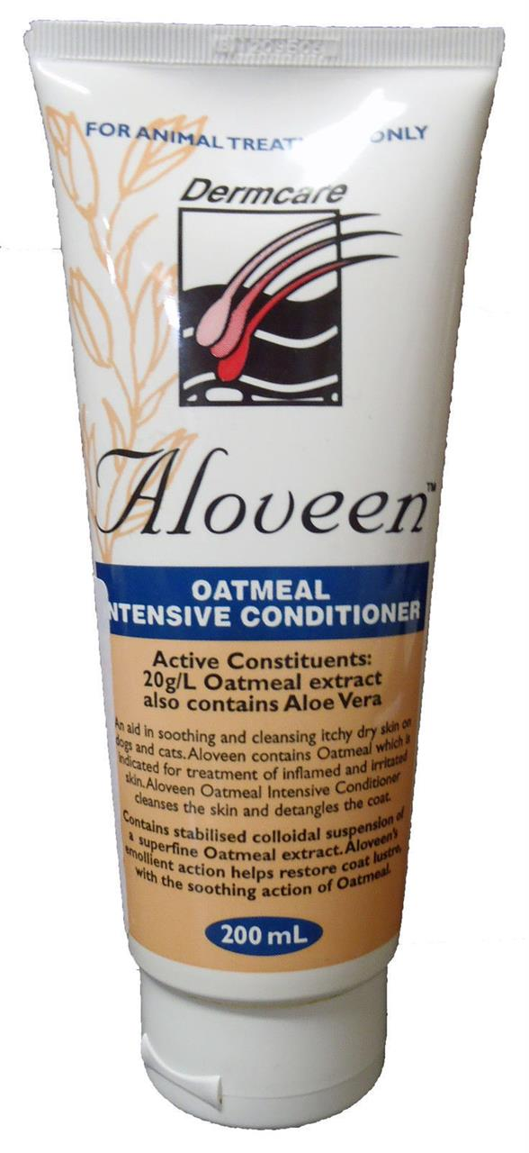 Aloveen Oatmeal Conditioner for Dogs with Sensitive Skin - 200ml