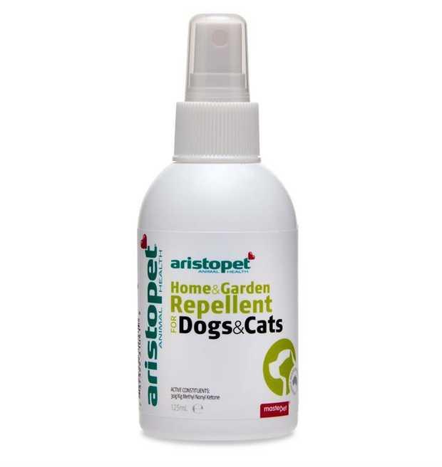 Aristopet Non-Toxic Home & Garden Pet Repellant Spray [Size: 125ml]