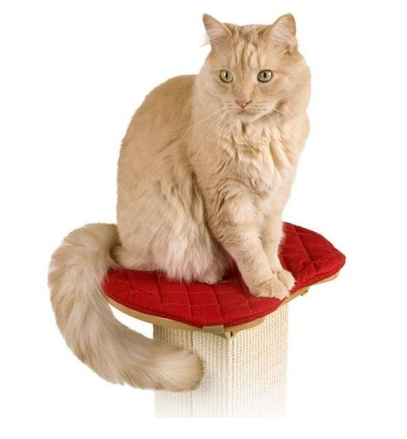 Perch Seat for SmartCat Ultimate Smart Cat Scratch Sisal Post