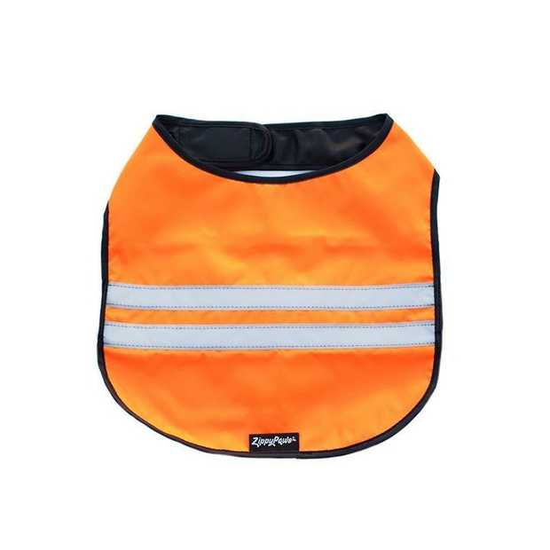 Zippy Paws Adventure Cooling and Outdoor Reflective Dog Safety & Cooling Vest [Size: Medium]