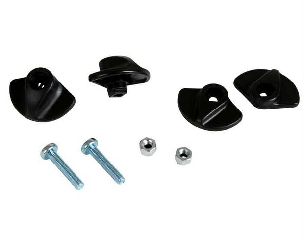 Transcat Cat (Small) Door Latch & Magent Set Replacement Parts Including Screws