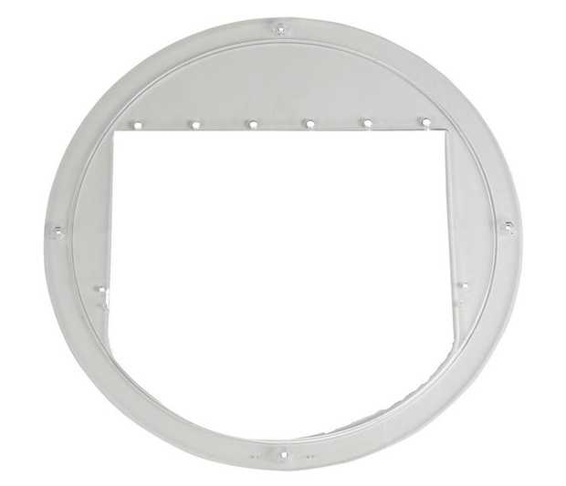 Transcat Replacement Frame for Small Door Cat Flap