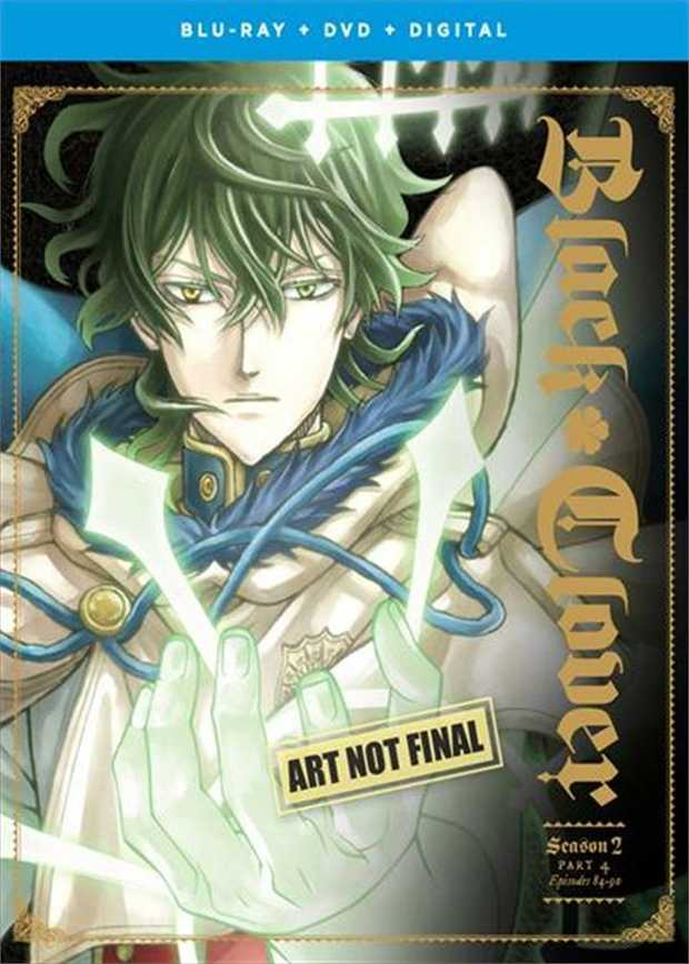 Formation of the Royal KnightsBlack Clover Season 2 Part 4 contains episodes 84-90 of the anime...