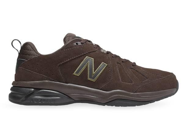 "The New Balance Men's 624 version 5 cross-trainers are an """"All Purpose"""" shoe that continues to..."