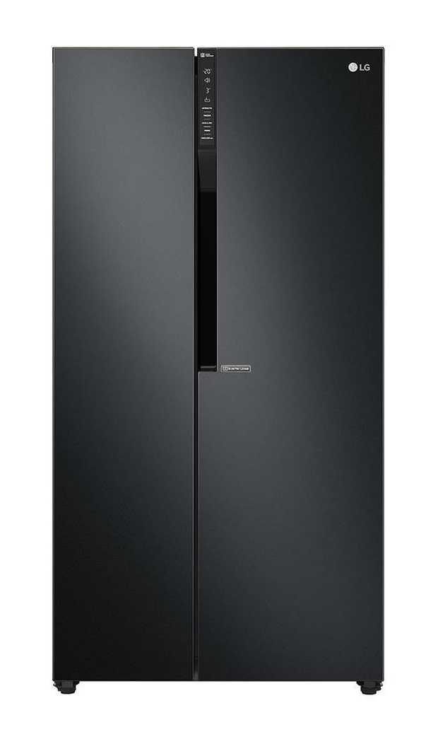 415L/264L Fridge/Freezer Capacity BioShield® Door Seals LED Lighting Tough & Durable Tempered Glass...