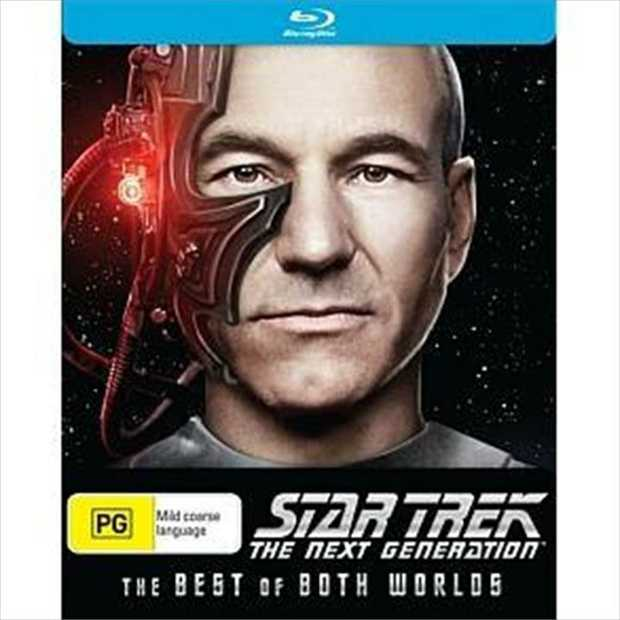 Star Trek - The Next Generation - The Best Of Both Worlds...