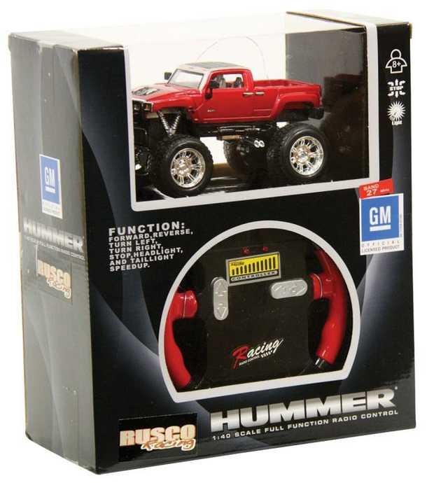 Hummer 1:40 Radio Control