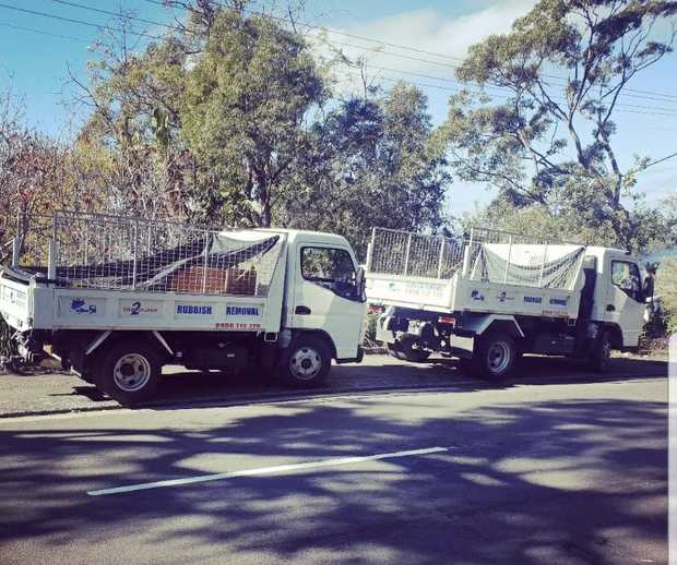 We remove all types of rubbish!  