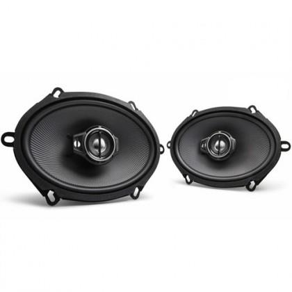 Will Suit most late model Fords and Mazda Peak Power 320W RMS Power at 4 ohms 80W Frequency Response...