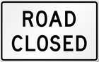 NOTICE - Temporary Road Closure