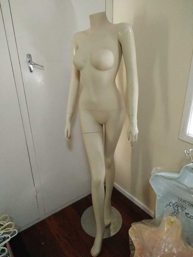 We are closing down and have various shopfitting items available: Mannequin Body Forms Mirrors Clothes...