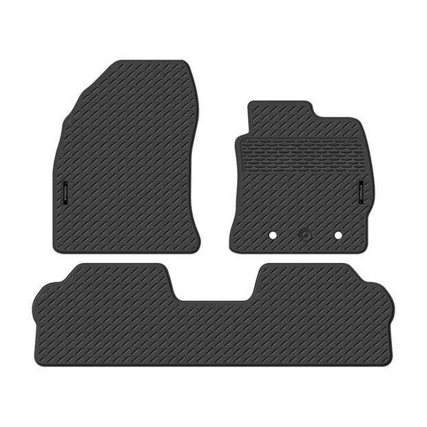 Precision Fit Rubber Car Mats To Suit Toyota Corolla Hatch Ascent/Sx/Zr/Hybrid 10/2012-08/2018Our range...