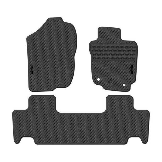Precision Fit Rubber Car Mats To Suit Toyota Rav4 Suv Gx/Gxl/Cruiser 02/2013-OnwardsOur range of Car...