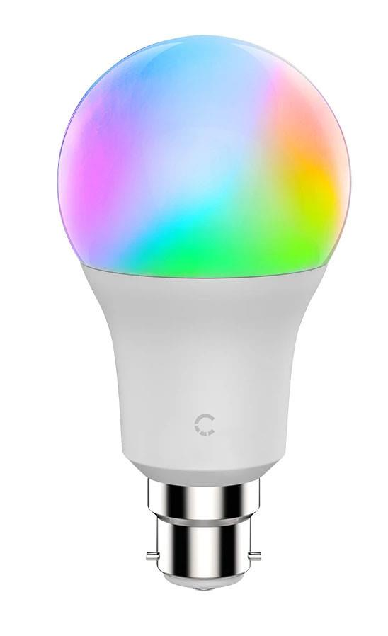 900lm Brightness Choose from millions of colours & dimming Control with Google Assistant, Alexa & Siri...