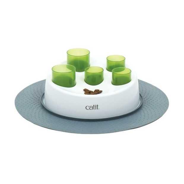 Catit Senses 2.0 Food Digger Interactive food Bowl for Cats