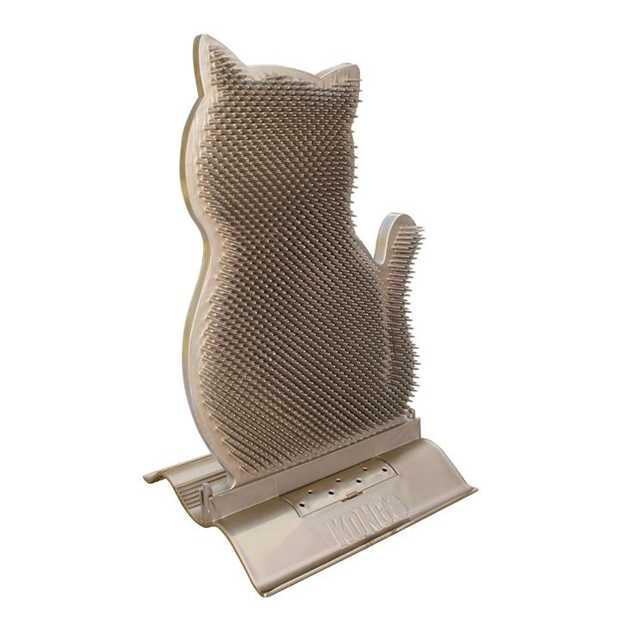 KONG Connects Kitty Comber Door Stop Cat Groomer