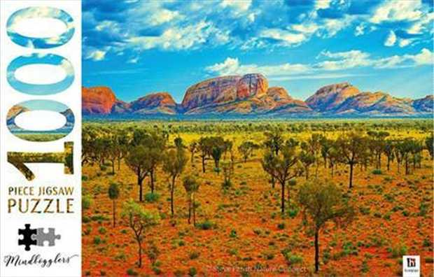 Mindbogglers 15th series of 1000-piece jigsaw puzzles features spectacular images from...