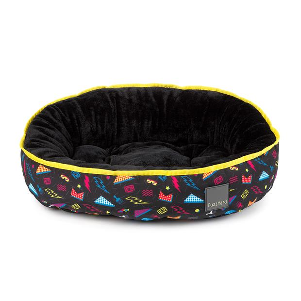 fuzzyard reversible bed bel air  medium  | FuzzYard dog | pet supplies| Product Information:...